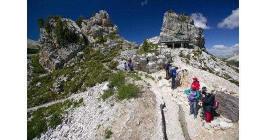 Cortina and the Great War in three open-air museums