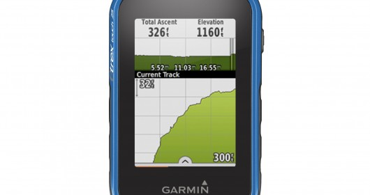 Garmin eTrex Touch 25 and 35
