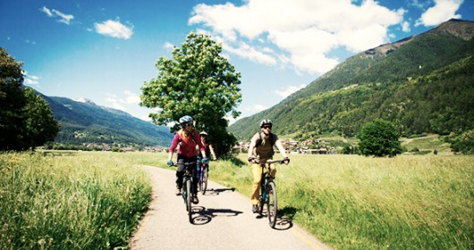 VAL DI SOLE, A REAL PARADISE FOR LOVERS OF THE OUTDOORS