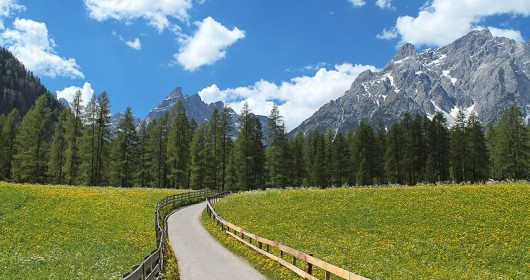 VAL PUSTERIA: A REAL PARADISE FOR BIKING ENTHUSIASTS