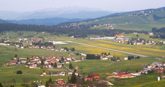 Asiago - Villages and forests on the Plateau