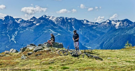 Five crazy down: Col D'Anzana