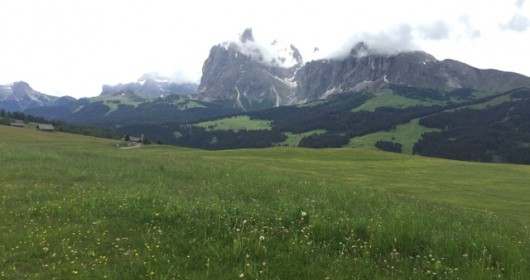 Hero Trails by E-Bike: Selva - Alpe di Siusi