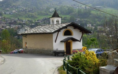 THE CHAPEL OF VALMARTIN