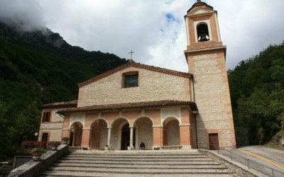 SANCTUARY OF MADONNA DELL'AMBRO