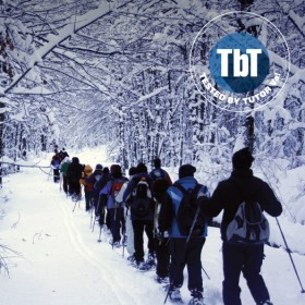 The Forest of Cugno dell'Acero: snowshoeing in the Pollino Park