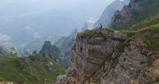 Road of 52 Tunnels: stories of wars on Mount Pasubio
