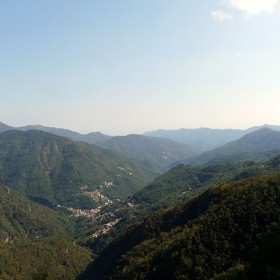 Ligurian Mountains Trail on MTB - Stage #14
