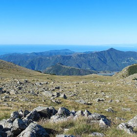 Ligurian Mountains Trail on MTB - Stage #15