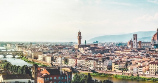 Urban Trek: Florence, a huge open-air museum