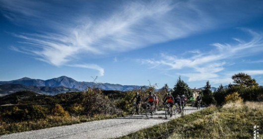 From Gubbio to Assisi by MTB