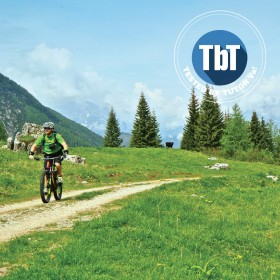 The Dolomites Trail in E-Bike - Stage #1