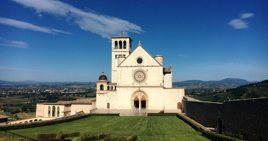 The Route of Saint Francis - Stage #1