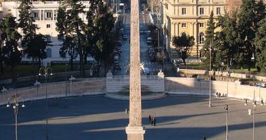 Cycling around the city: Rome, the Obelisks tour
