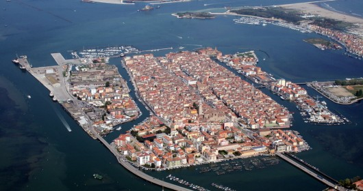 Cycling in Chioggia, Ferrara and Ravenna - Stage #1