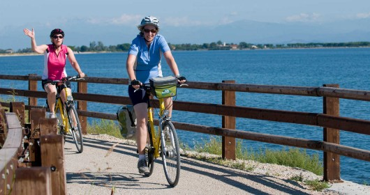 Alpe Adria Cycle path - MULTISTAGE
