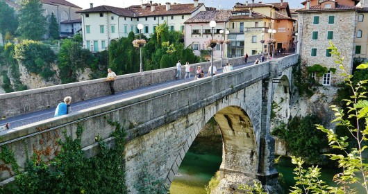 Bike tour between Udine and the Natisone's valleys - Stage #3
