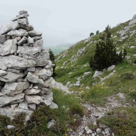 """The Serra Dolcedorme peak, the """"queen"""" of South"""