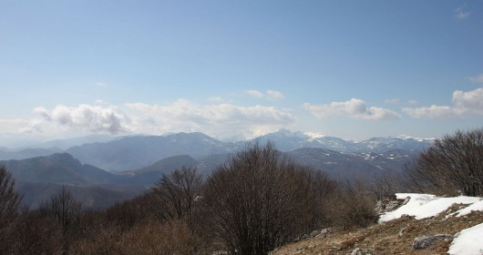 Ligurian Mountains Trail by Trekking - Stage #13