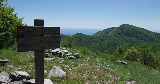 Ligurian Mountains Trail by Trekking - Stage #14