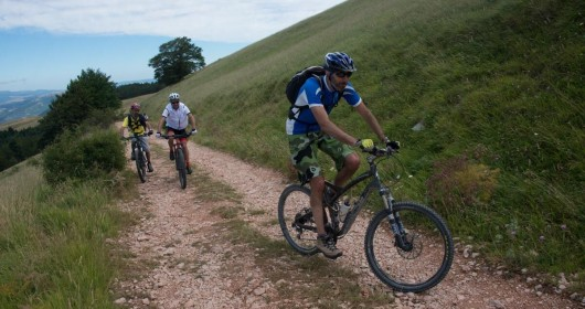 """The Route of """"Terre Mutate"""" on MTB - Stage #4"""