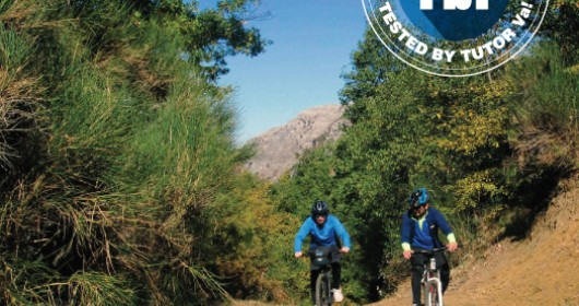 On Mtb in the Pollino National Park, through wild nature and rurality