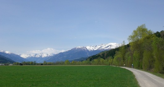 Alpe Adria Cycle Trail - Stage #4