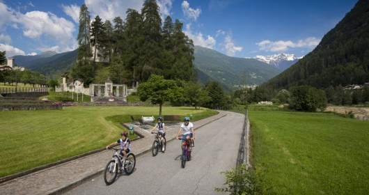 The Val di Sole Cycle Trail