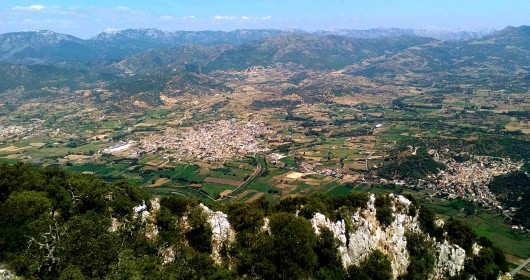 Sardinia, the Cedrino's Valley by bike - A MULTI-STAGE JOURNEY