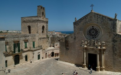 OTRANTO - The Cathedral