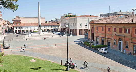 Cycling in Chioggia, Ferrara and Ravenna - Stage #7