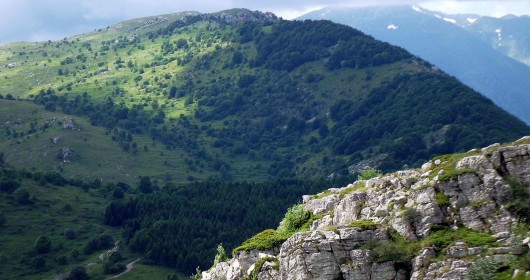 Ligurian Mountains Trail on MTB - A MULTI-STAGE JOURNEY
