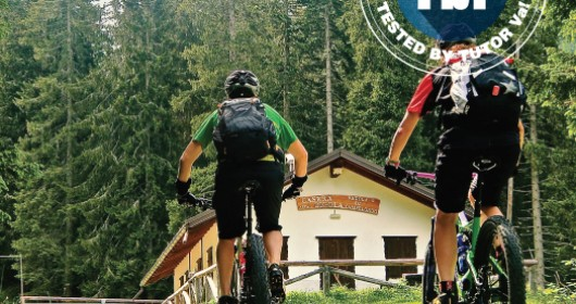 La Dolomititrail in E-Bike - MULTITAPPA