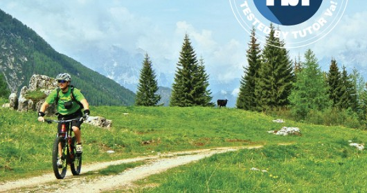 The Dolomititrail by E-Bike - Stage #1