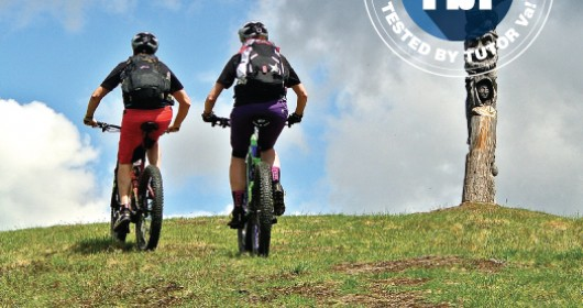 The Dolomititrail by E-Bike - Stage #3