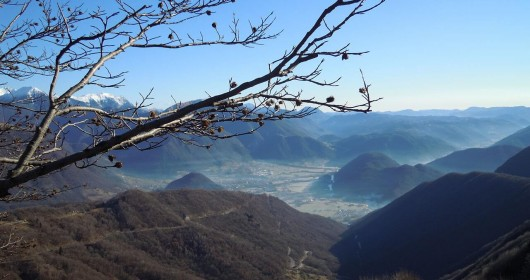 A cycling tour between Udine and the Natisone Valleys - Stage #2