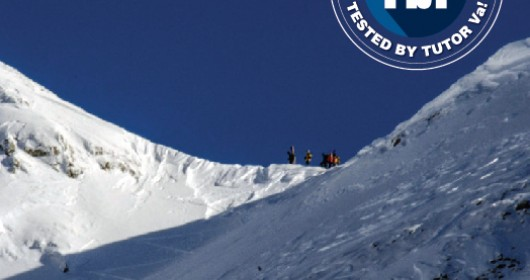 Snowshoeing in the Vallone dell'Inferno