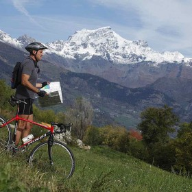 The Salassi Trail in Aosta Valley
