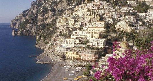 """The Sorrento Peninsula, the """"land of sirens"""""""