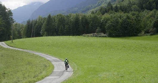 The Adige Cycle Path: from the Resia Pass to Verona - A MULTI-STAGE JOURNEY