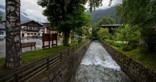 Alpe Adria Cycle Trail - Stage #3