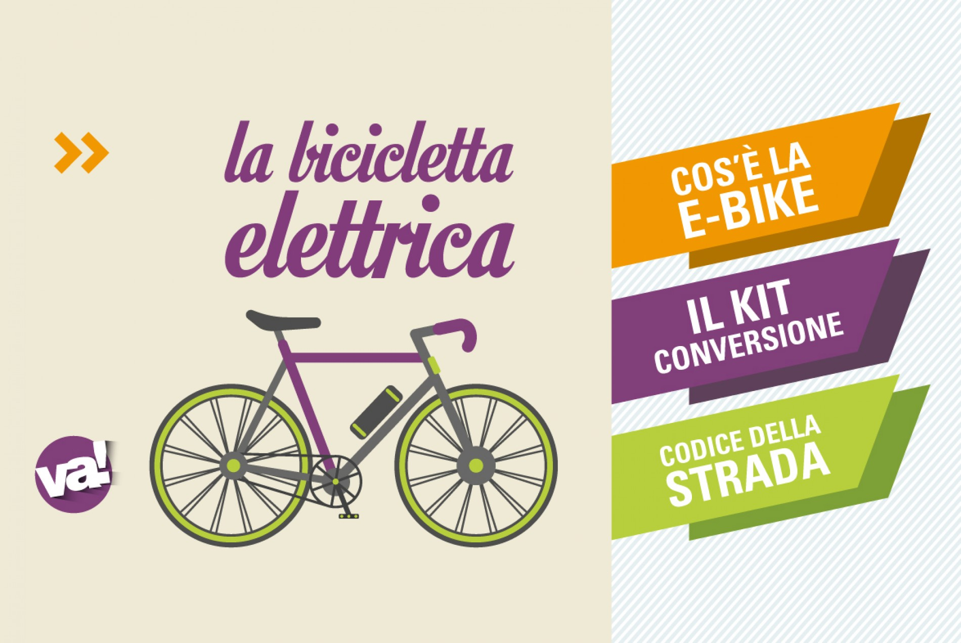 E-Bike, find out it !