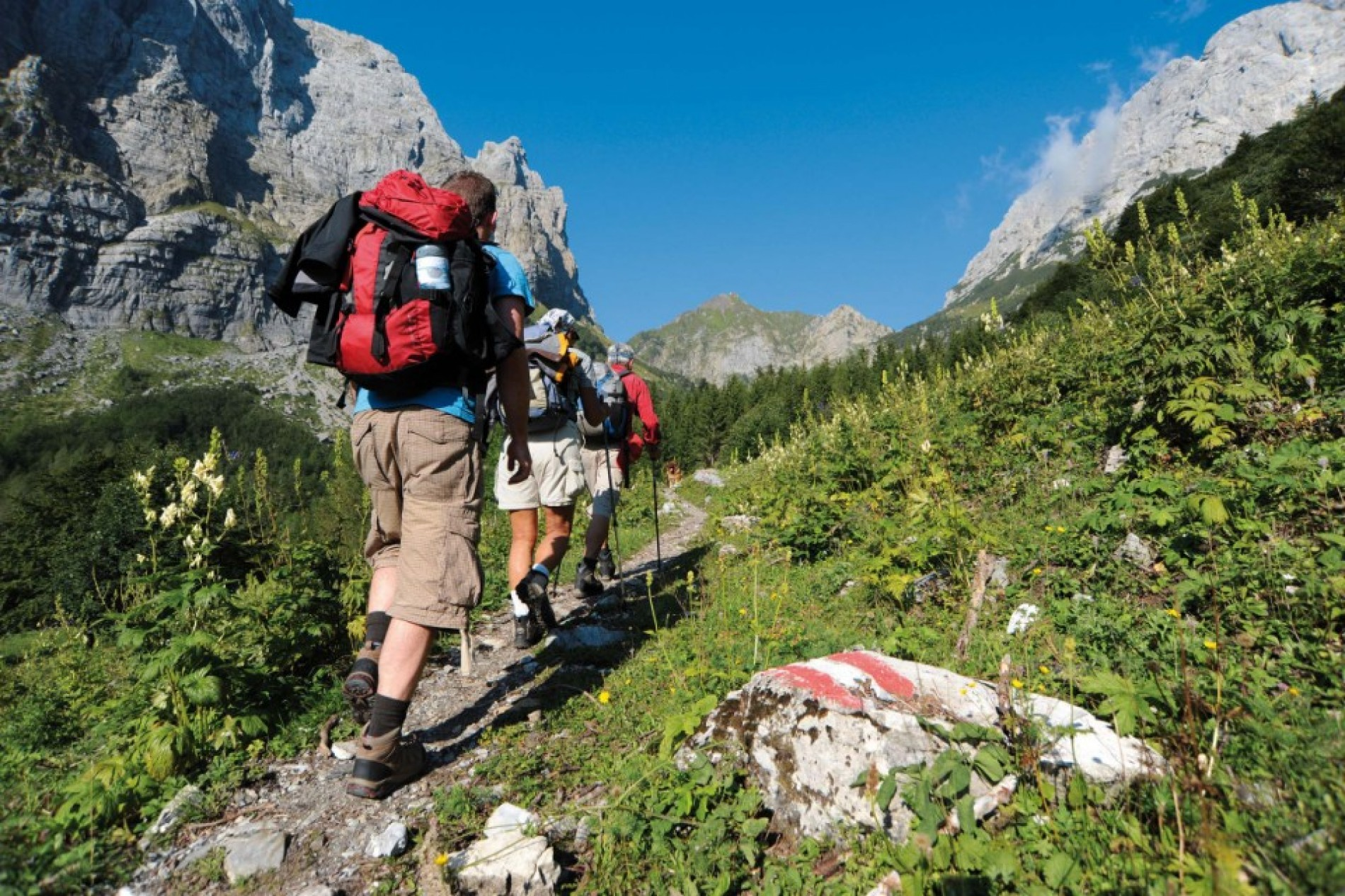THE 'RIGHT' BACKPACK FOR TREKKING AND HIKING