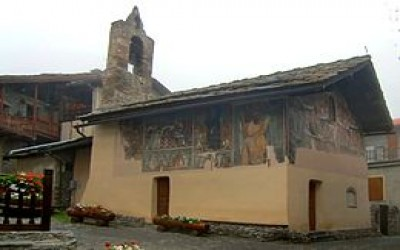 CHAPEL OF ST.ANTHONY ABBOT