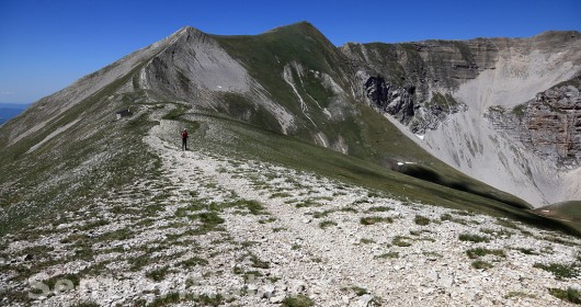 The Sibillini Great Loop Route - Stage #7