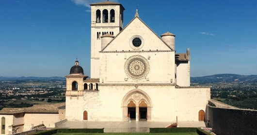 The Franciscan Trail - A MULTISTAGE JOURNEY