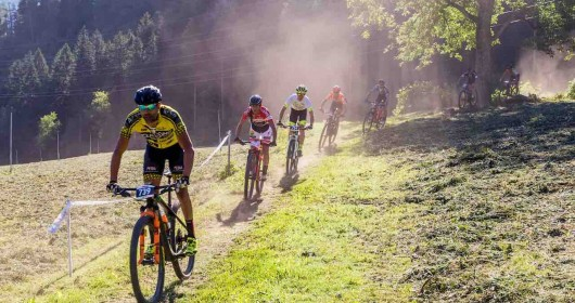 "Val Di Sole MTB Marathon - percorso ""World Cup"""