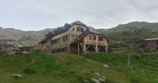 Hiking in the Stelvio National Park - Stage #1