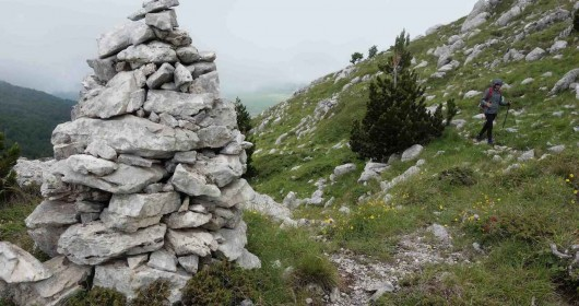 """To the top of Serra Dolcedorme, the """"Queen of the South"""""""