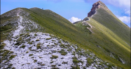 The Sibillini Great Loop Route - Stage #6